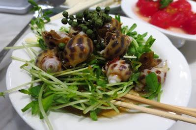 Social Place, snails