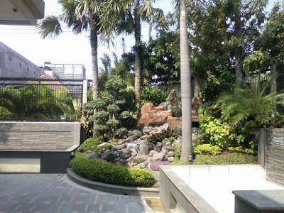 tukang taman surabaya- taman elegan