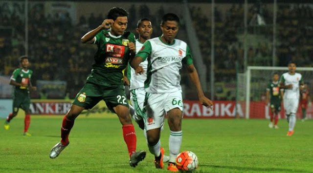 Bhayangkara FC vs PS TNI