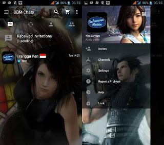 BBM Mod Final Fantasy