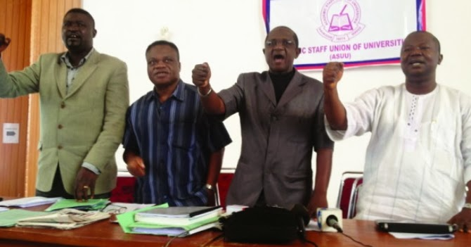 lecturers paid 6 months salaries asuu