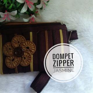 Dompet Resleting Jasmin 011