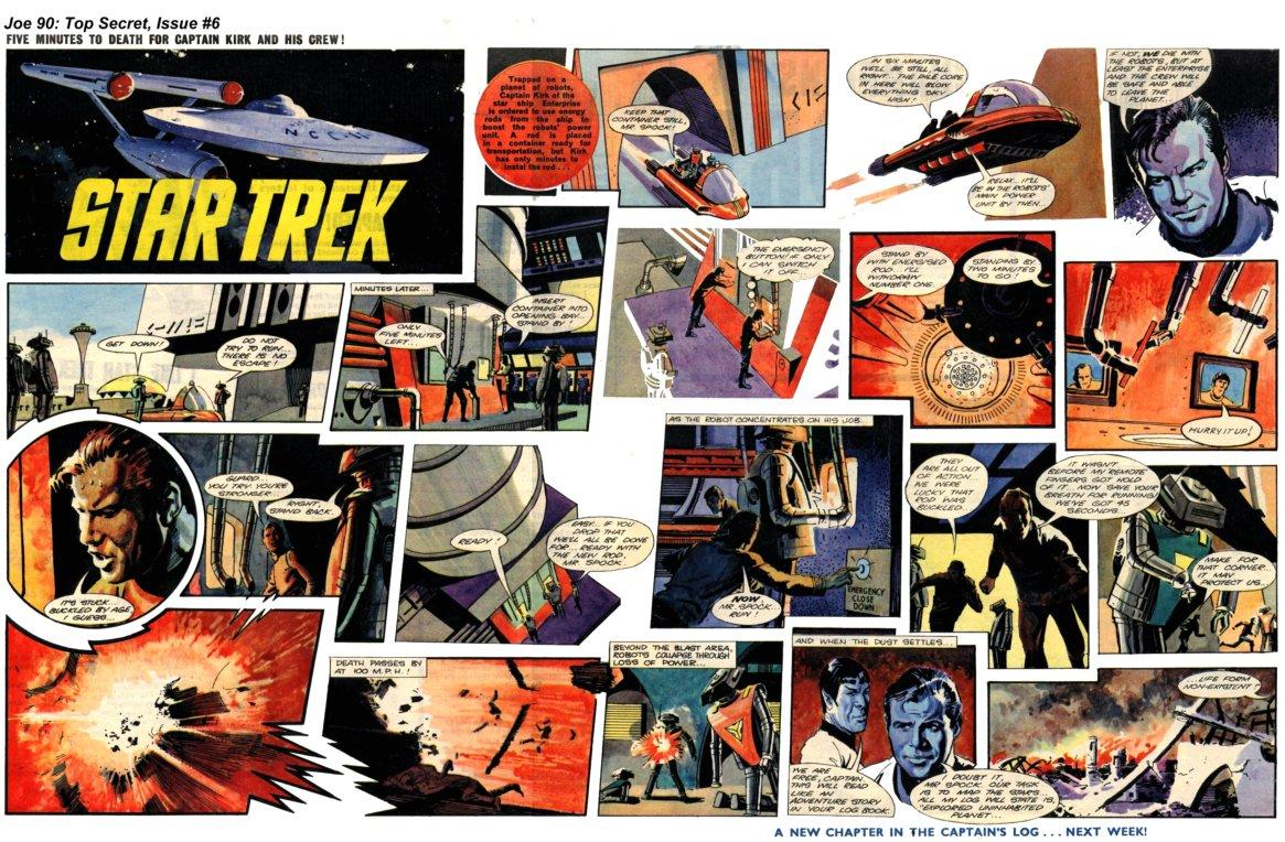 Captain S Library STAR TREK