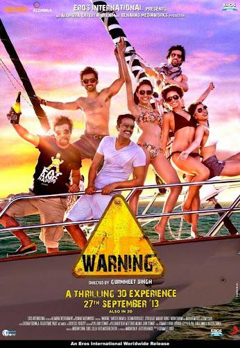 Warning (2013) Movie Poster