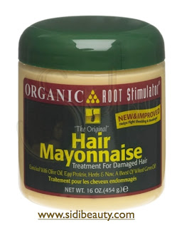 Hair Mayonnaise ORS