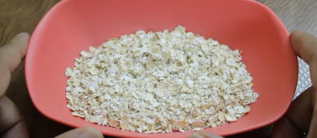 القيمة الغذائية للشوفان 100 جرام