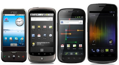 Google Nexus Devices - Android