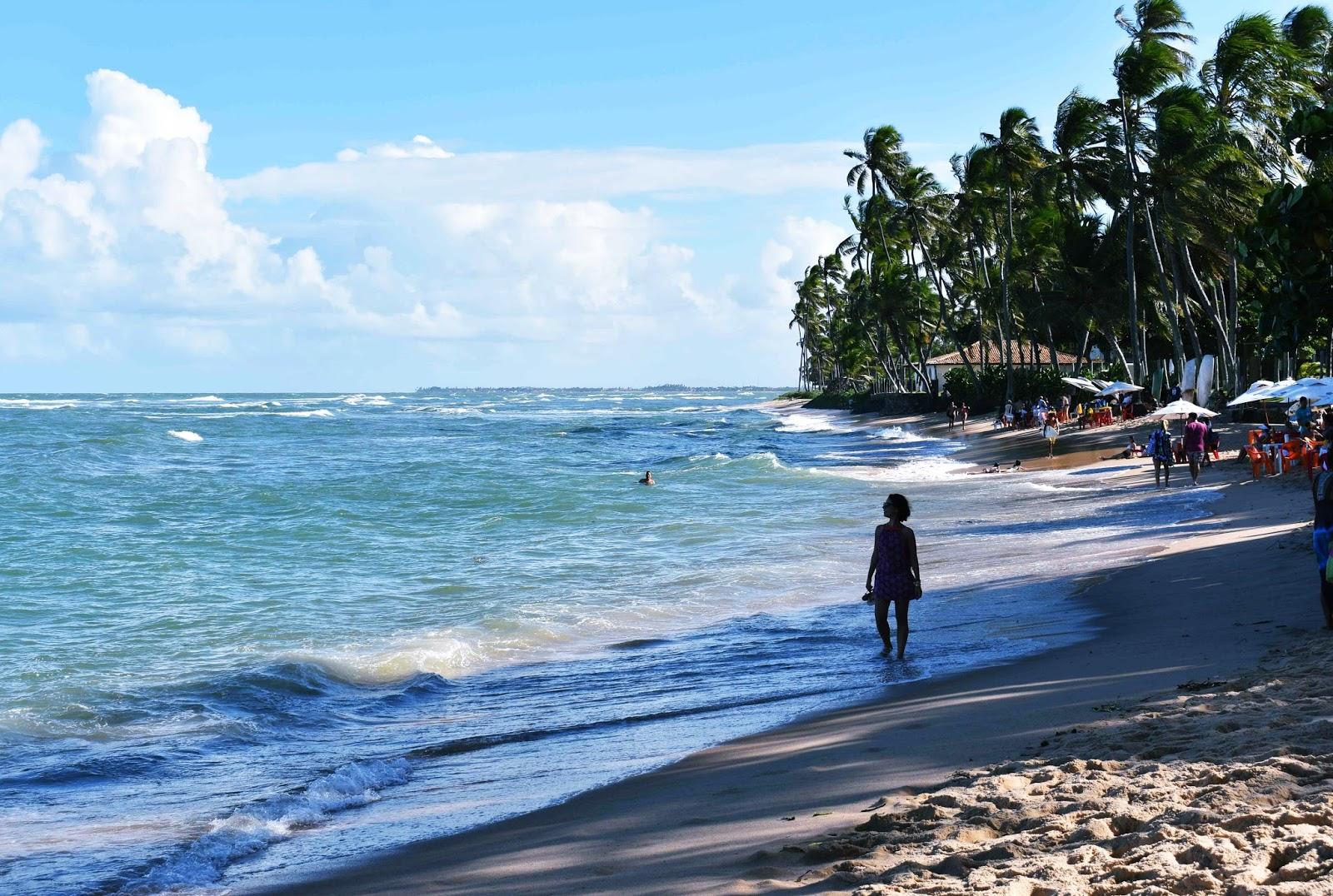 Passeio de Salvador a Praia do Forte