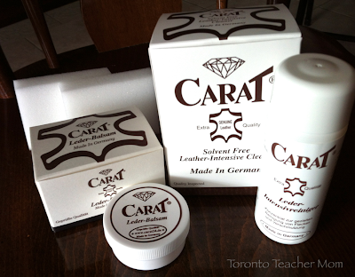 Carat All Natural Leather Care