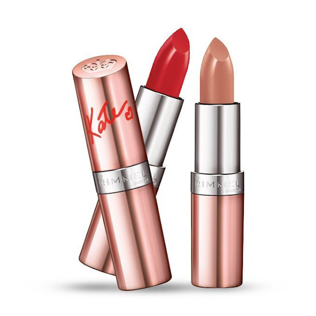 Rimmel 15 years Kate Moss Lipstick Collection