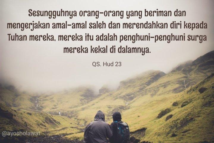 182 Juz 12 Quran Surat 11 Hud Ayat 9 24