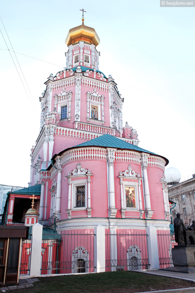 храмы москвы фото