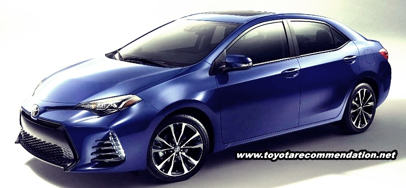 2018 Toyota Corolla Price and Limited