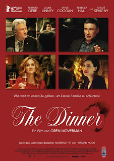 The Dinner (2017) Movie Poster 1