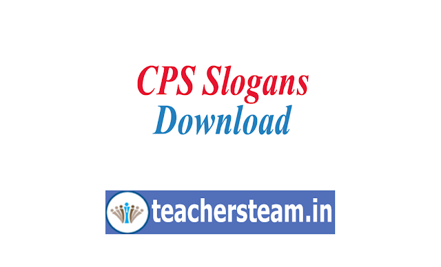 CPS Slogans download