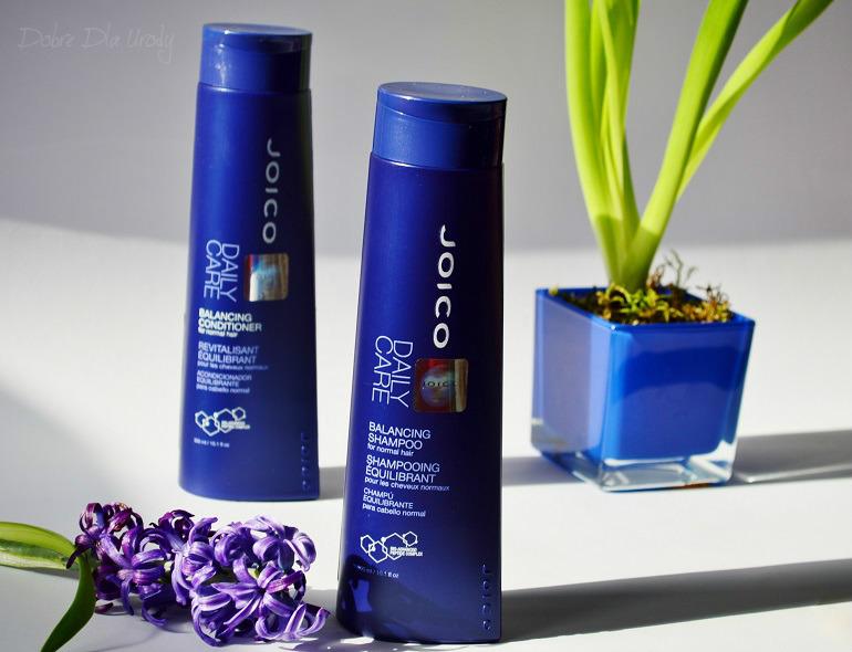 Joico Daily Care Balancing szampon - optymalne nawilżenie i pielęgnacja każdego typu włosów