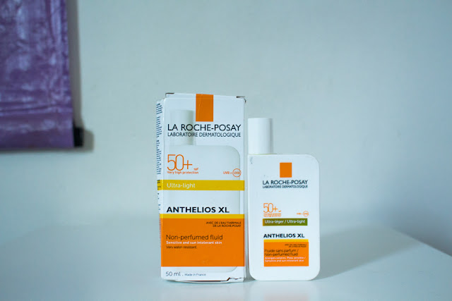 La Roche-Posay Anthelios XL Face Ultra-Light Fluid SPF50+ on Pull Down The Moon