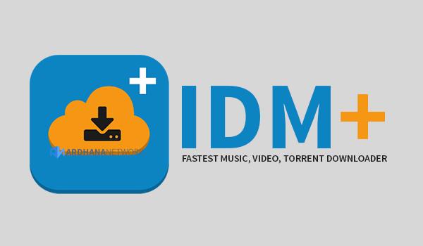 IDM+ Fastest download manager V9.3
