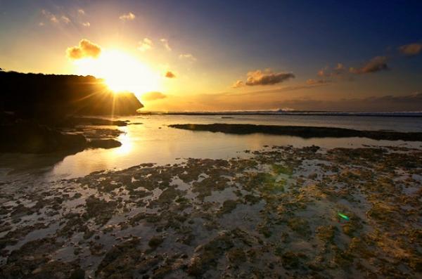 Foto Tempat Wisata Pantai Balangan Bali