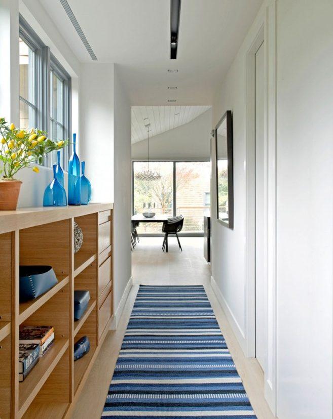 Hogar diez 20 ideas para aprovechar los huecos en tu hogar for Mueble estrecho cocina