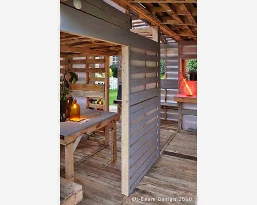 "This is the Pallet Emergency Home. It Can Be Built in One Day With Only Basic Tools. - The house comes with ""IKEA-style assembly instructions"" so anyone, even those without experience, can build their own home."