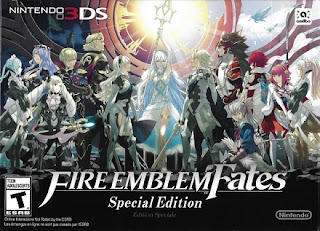 Download 3DS CIAs: Fire Emblem Fates - Special Edition