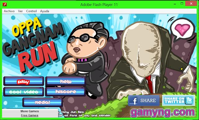 Gangnam Style El Videojuego PC Full