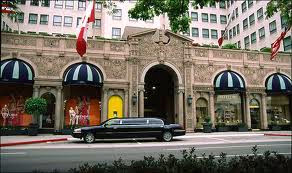 Beverly Wilshire, A Four Seasons Hotel, Beverly Hills (EUA)