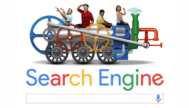 Sistem Kerja Search Engine