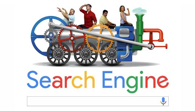 Sistem Kerja Search Engine
