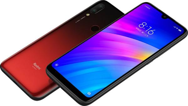 شاومي تطلق هاتفها الجديد Xiaomi Redmi 7