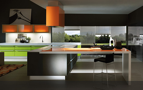 LAOROSA | DESIGN-JUNKY: Contemporary & Modern Kitchens ( - Photos Of Contemporary Kitchens