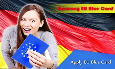 Get an EU Blue Card in Germany