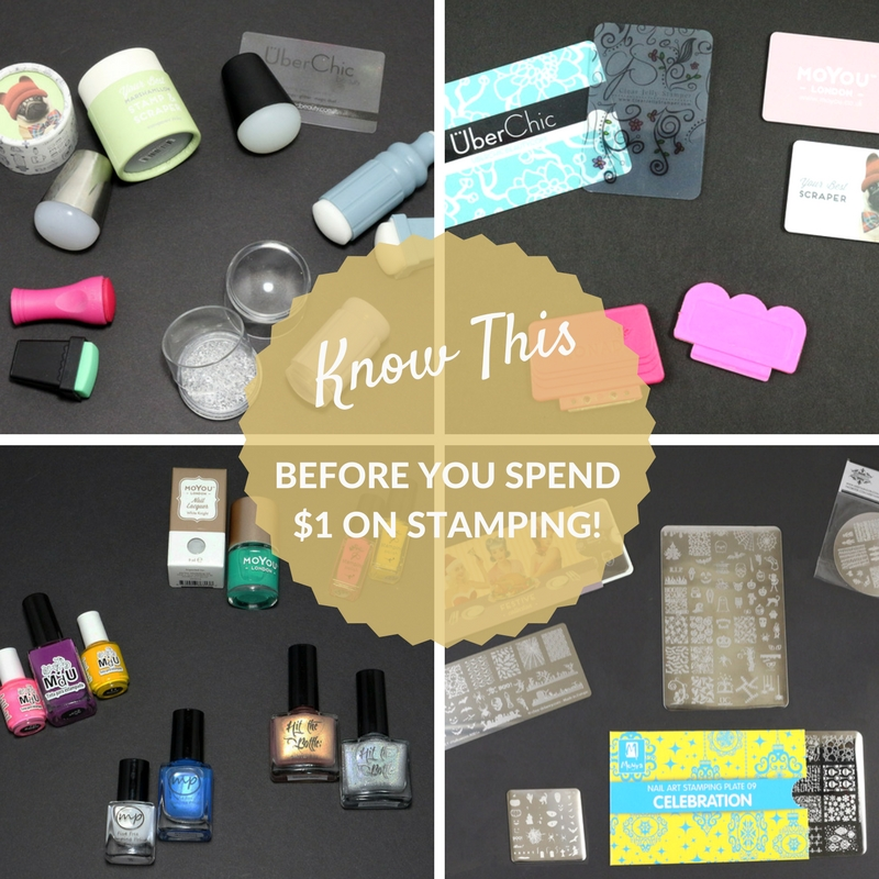 Know THIS Before You Spend $1 On Stamping: the best plates, best stampers, best stamping polish, best scrapers