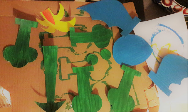 tuto tutoriel pinata dragon express rapide 3 jours diy elements decor etape