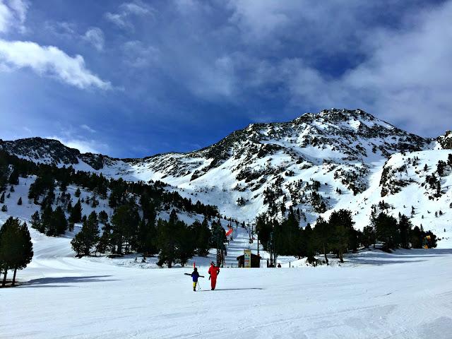 Vall Nord Ski Resort, Andorra