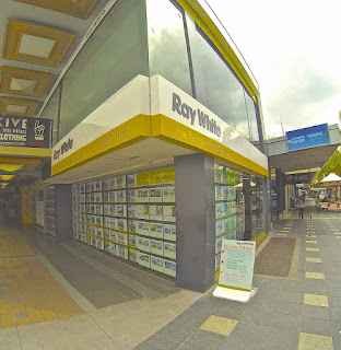 Ray White Store on Cavill Lane Mall
