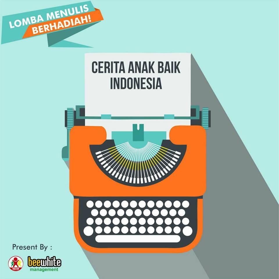 Lomba Menulis Cerita Anak Anak Baik Indonesia Info