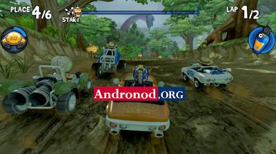 Beach Buggy Racing v1.2.17 Mod Apk Unlocked