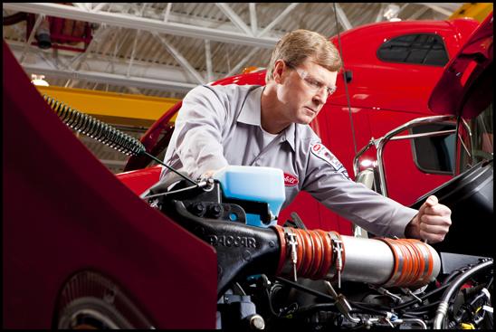 Peterbilt Service Technician