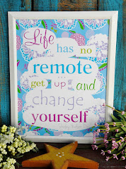 Life has no remote sign