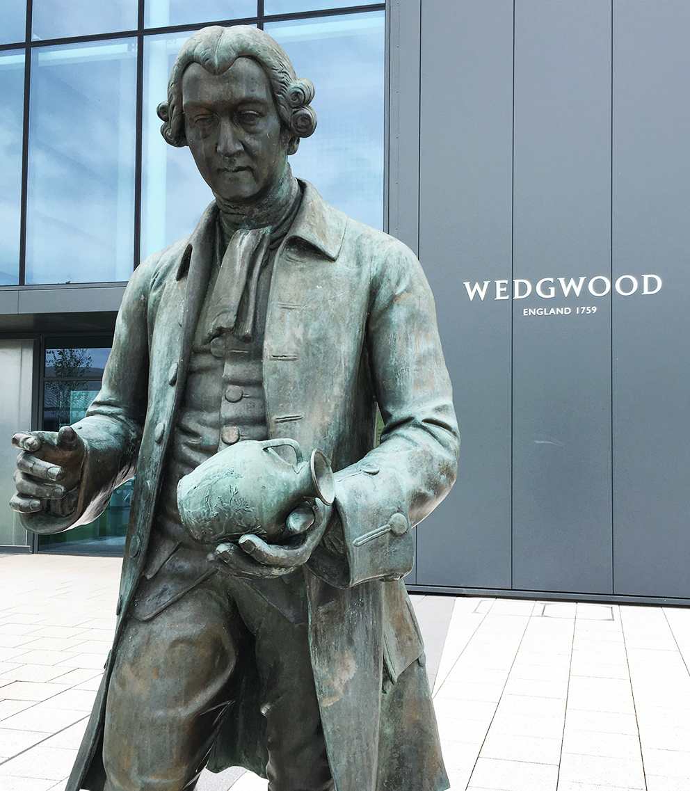 World Of Wedgwood - French For PIneapple Blog