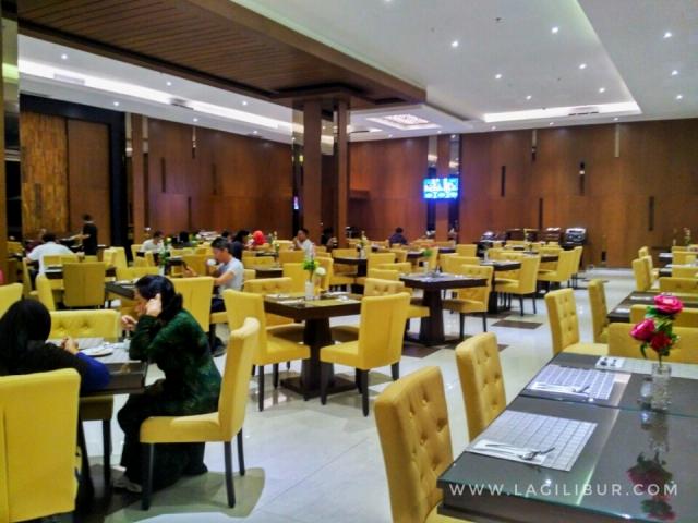 Restaurant Gets Hotel  Semarang