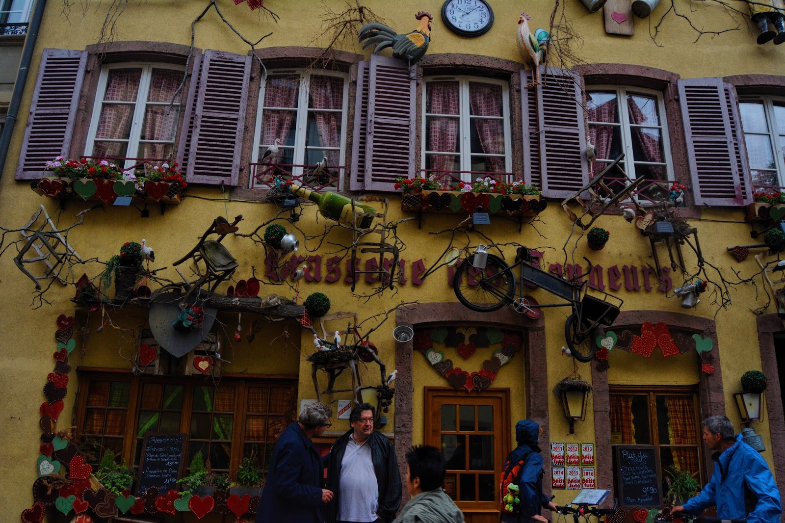 exploring colmar a fairytale town in europe. Black Bedroom Furniture Sets. Home Design Ideas