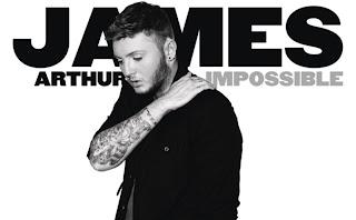 Lirik Lagu Impossible - James Arthur & Backbone dari album James Arthur kunci gitar, download album dan video mp3 terbaru 2018 gratis