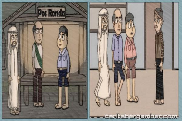 Cerita Misteri Pocong Kok Takut Pocong