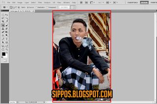 tutorial cara menghilangkan lewat photoshop