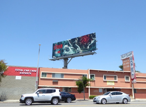 Strain season 4 billboard