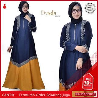 Jual RRJ252D141 Dress Dynda Dress Wanita St Terbaru Trendy BMGShop