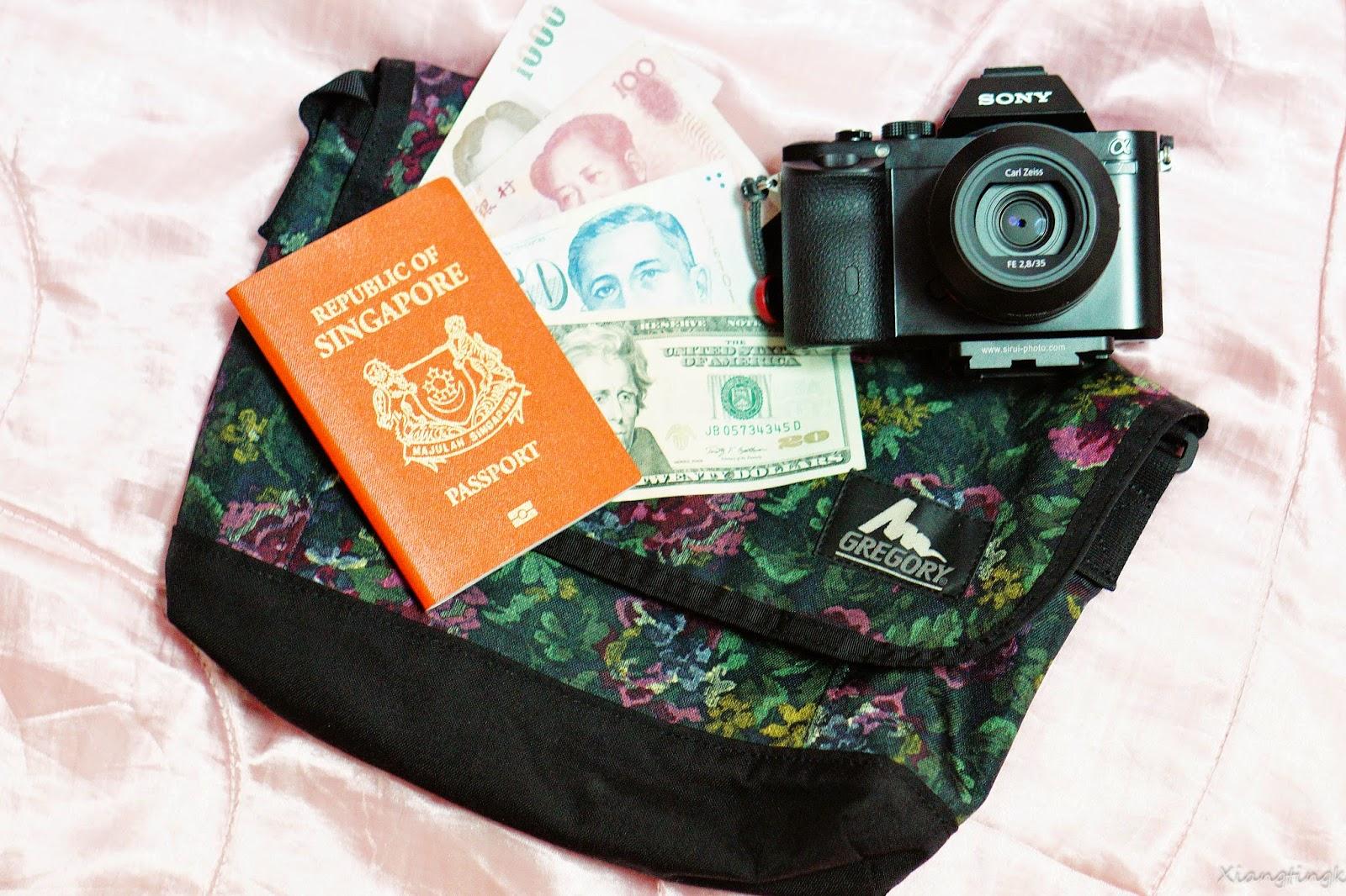 cash passport my account